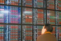 權值股漲勢收斂 台股盤面呈個股輪動