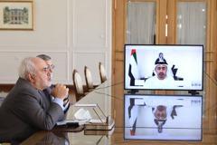 教派、利益對立 伊朗、阿聯為抗疫對話
