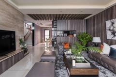 以設計與自然融合的人文住宅 享受徜徉日光下的光感
