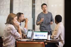 微軟:大中華區人工智慧成熟度 台灣企業普遍偏低
