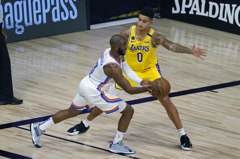 NBA/保羅領軍掌控大局 雷霆輕取湖人贏了19分