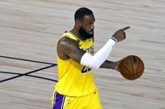 NBA/湖人進攻效率墊底 詹姆斯:繼續創造投籃機會