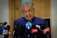 95歲馬哈迪 成立馬來西亞新政黨