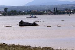 大雨洪水重創希臘艾維亞島 最小罹難者僅8個月大