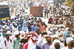 全球之最 印度每天新增5.7萬肺炎病例已逾美國