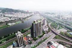 水岸第一排豪宅景觀等級 北市百齡社宅預計2024年完工