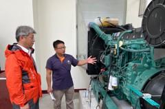 米克拉颱風逼近 台南市府水利局啟動防颱作業