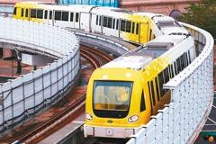 北捷環狀線單日運量逾4.7萬人次 創收費以來新高