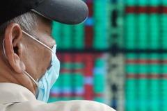 權值股疲軟 台股跌113點 收12,780