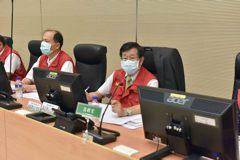 持續戒備米克拉颱風 高雄市維持一級開設