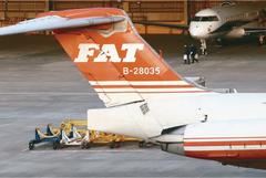 遠航停航欠稅近億 MD-82型飛機將拍賣 底價672萬元