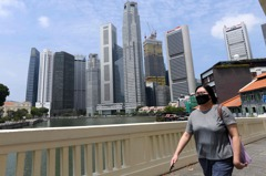 新加坡添42人染新冠肺炎 逾4個月以來最低