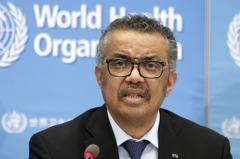 世衛致函各國 籲盡快加入全球疫苗共享計畫