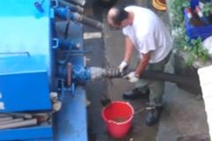 水肥車將糞尿倒入社區污水處理口 北市環保局開罰6萬