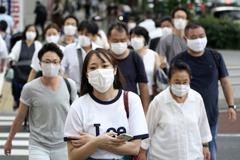 日本東京都新增385人染疫 疫情往中高齡蔓延