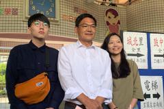 高市長補選/祝福陳其邁當選 吳益政:高雄擔子不好擔