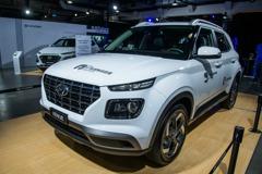 Hyundai越級小休旅VENUE預售破600張訂單 9月10日正式上市
