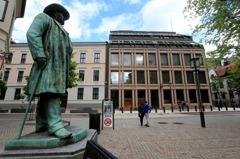 挪威主權基金 上半年大虧