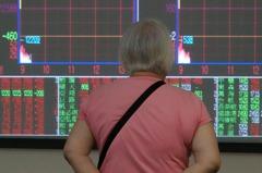 電子權值股走弱…台股拉回震盪 終場下跌93點收12,778