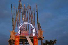 安平「孤棚祭」 台灣農曆7月最特別祭祀方式