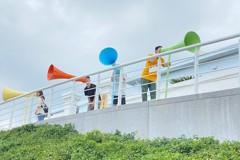 基隆打造時空漫遊水路新玩法 結合藝術裝置與歷史場景