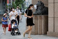 東京新冠肺炎確診增339例 專家籲確保病床數無虞
