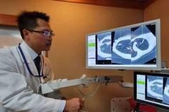 LDCT揪出0.7公分肺部腫瘤 精準定位完成切除
