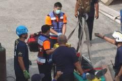 安平港造船廠吊掛發電機傳意外 工人砸頭重創送醫不治