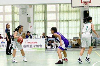 菁英盃籃賽/U18打開視野 宋瑞蓁愛上傳球