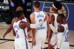 NBA/施羅德豪奪30分 雷霆2連勝扳平火箭