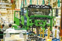 陸工業利潤增速 兩年新高