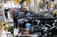 日韓7月工業生產較上月反彈 疫情仍是隱憂