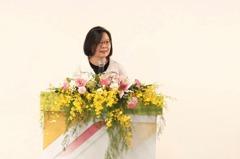 不回美豬牛爭議 蔡英文挺鄭文燦:支持桃園軌道建設