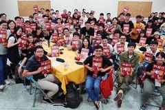 台灣基進辦年輕政治人才培訓營 邀賴清德分享經驗
