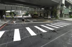 台中大智路10日通車 周邊大執法 8月17日以來告發237件