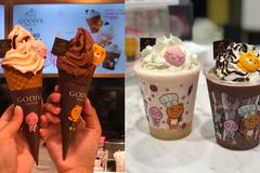 GODIVA「萊恩霜淇淋」台灣版來了!全新白桃茉莉口味超欠吃,還推「買一送一」優惠
