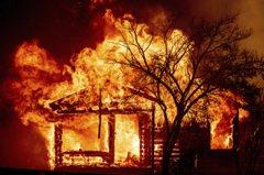 加州野火燒破紀錄 逾200萬英畝土地遭焚毀