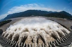 1個半月5次洪水來襲 「三峽大壩挺住了」