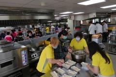 弘光科大銀髮族營養工作坊 教社區做營養餐給長者