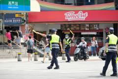 北市警路口安全大執法 9月首周取締6611件違規