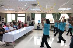 古寧頭社區推廣樂齡學習有成 教育部率隊考察取經