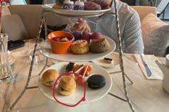 吃下午茶斷兩牙 男不滿飯店「承諾全負責」改「賠掛號費」