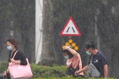 彭啟明 :中短期氣候預測 9月仍可能有3、4個颱風生成