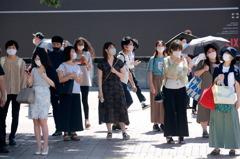 東京新增226例新冠肺炎確診 沖繩醫院患者染疫暫停急診