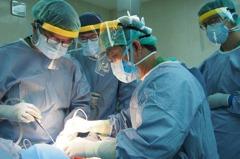 北榮人道救援成功 疫情下越南女主播來台捐肝救女