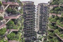 森林城市養蚊子?中國成都入住率1%的「垂直森林」未來社區