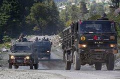 中印邊境衝突 印度官員爆料:9月初班公湖多起開槍事件