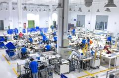 阿里旗下「犀牛智造」亮相 數位工廠搶4兆美元商機