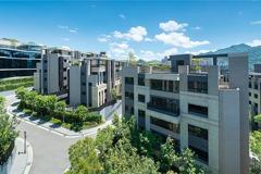 低利率時代 換屋更要換環境 直接升等 市區百坪正是時候