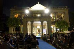陳其邁參加百年洋樓音樂會 展望高雄未來百年向前走